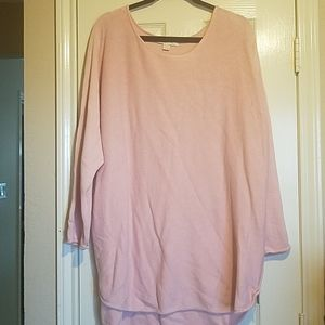Michael Kors 2x Pink Sweater